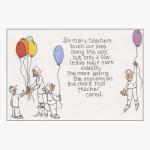 Teacher Cares